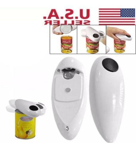 electric can opener smooth edge automatic one