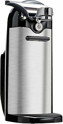 electric can opener stainless steel detachable cutter