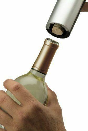 Oster Electric Wine Opener Corkscrew Cork Cordless Rechargeable