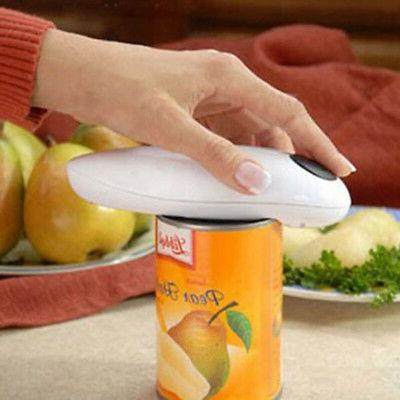 Electric Wine Opener Cordless Hands Free Can Jar Tin Bottle