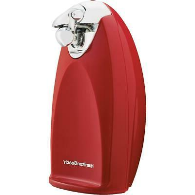 Hamilton Beach Brands Inc. Ensemble Can Opener - Red / Elect