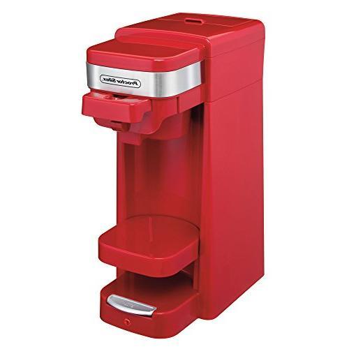 Proctor Silex FlexBrew Single Serve Pack or Ground Coffee Ma