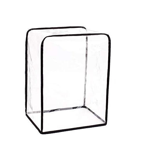 Food Processor Transparent Electric Sausage Machine Dustproof Waterproof Kitchen Kitchen Small Appliance Shield Organizer Bag