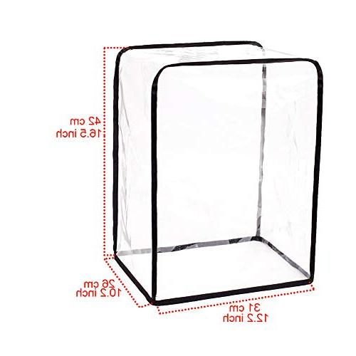 Food Processor Transparent Meat Sausage Maker Dustproof And Waterproof Kitchen Aid Kitchen Small Appliance Shield Organizer Bag