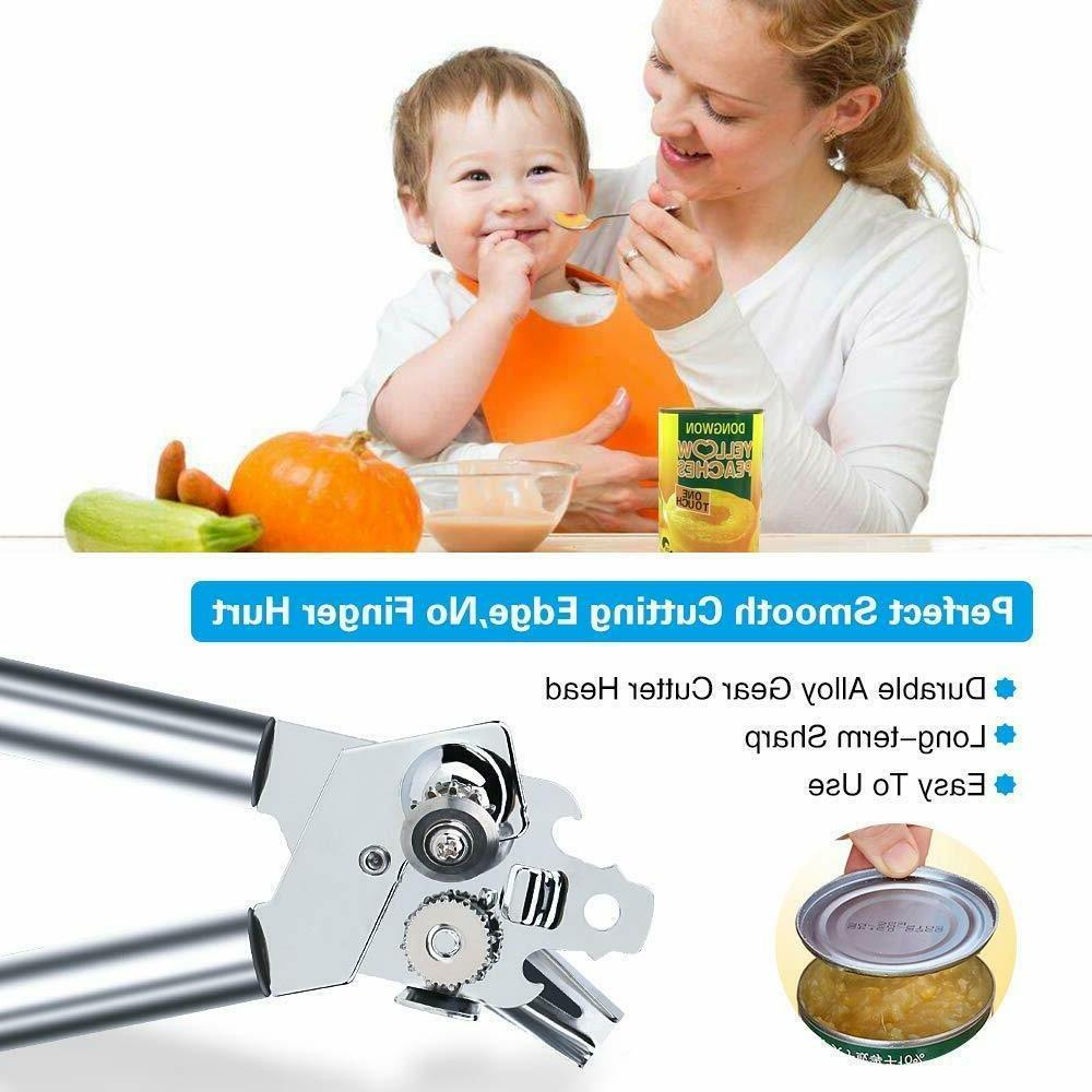 Food 3 in Can Opener Tin Bottle