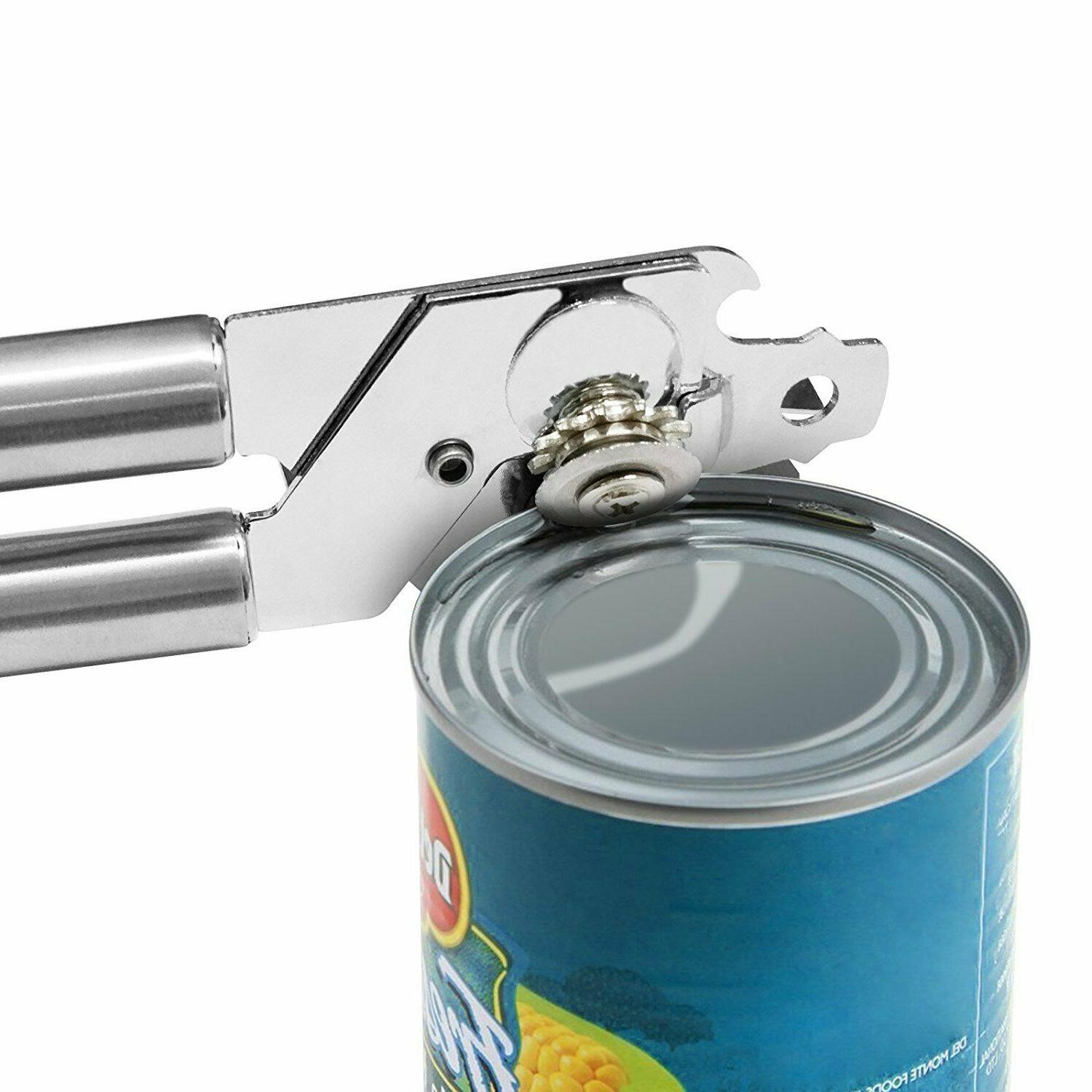 Food Stainless Can Opener Bottle Opener