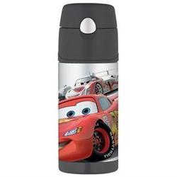 Thermos FUNtainer Cars 2 Bottle - 12 fl oz  - Vacuum