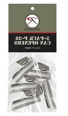 Rothco GI Type P38 Can Openers