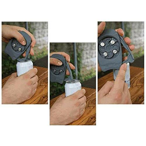 New Can Remover Safety Easy Can Opener
