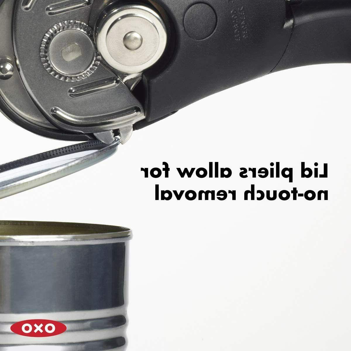 OXO Smooth Edge - Steel Cutting