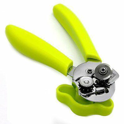 Handheld Tin Opener Steel for Kitchen