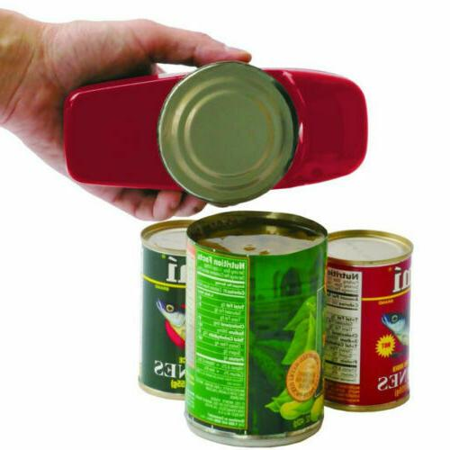 Handy Can Opener Electric Touch - Red /
