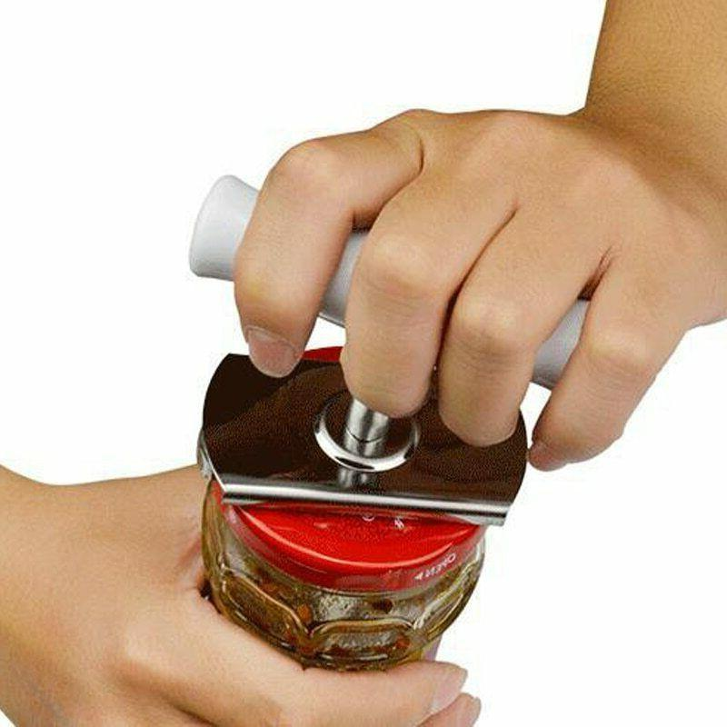 Heavy Can Lid Grip Twister Kitchen Tools