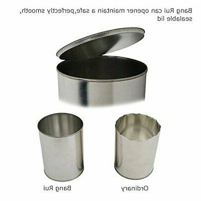 Kitchen One Tin Touch Can