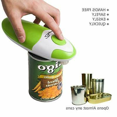 Kitchen Automatic Cordless One Tin Can