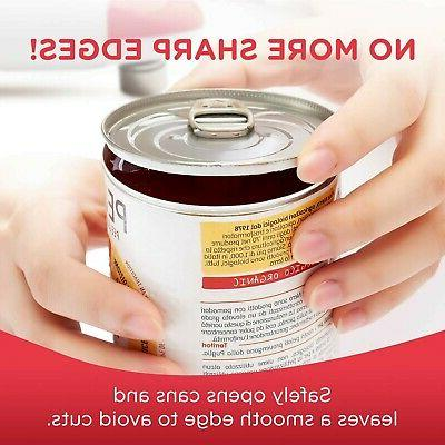 Kitchen Mama One Touch Electric Can Opener: Your Cans with Simple Push...
