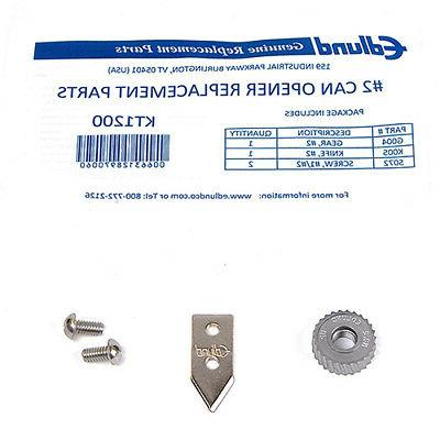 kt1200 replacement parts kit for can opener