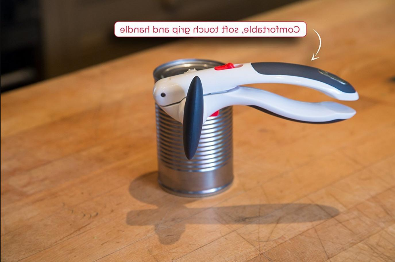 Zyliss Manual Can Opener Lid Lifter
