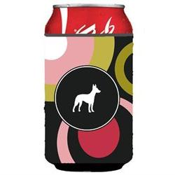Manchester Terrier Can or Bottle Beverage Insulator Hugger