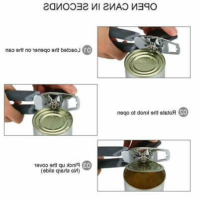 Manual Opener,Can Opener Manual Smooth Can