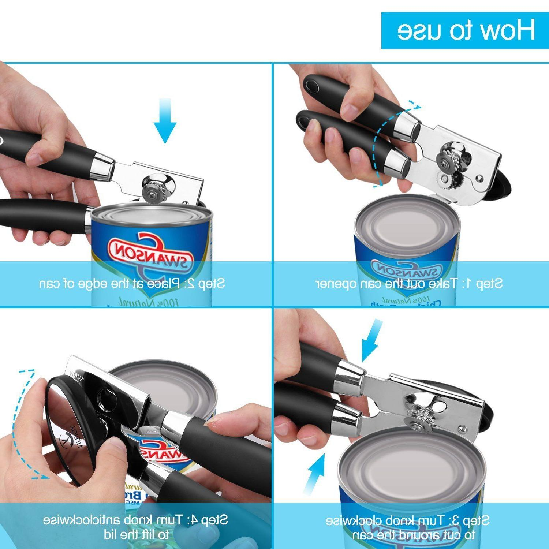Manual Blade Turn Knob Rubber