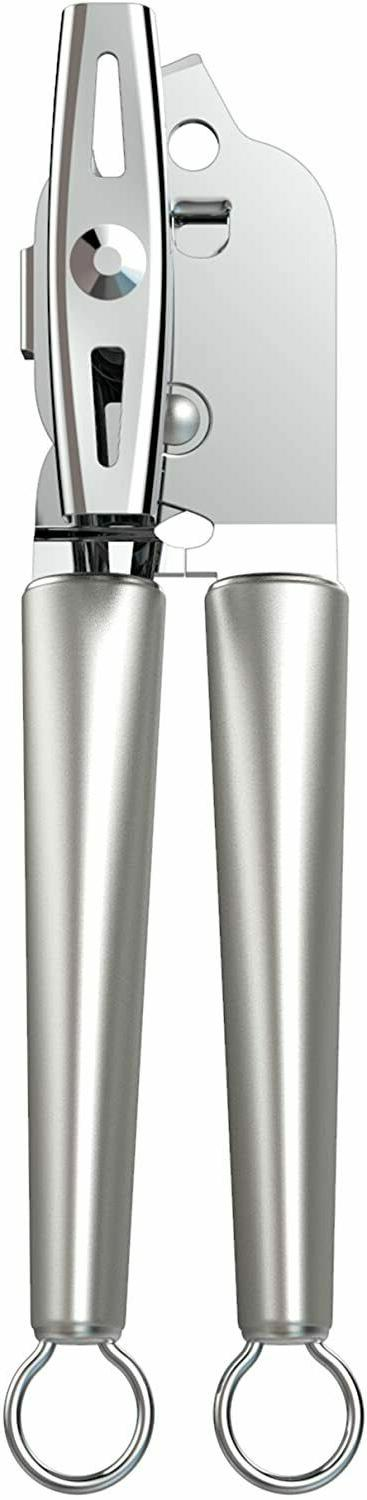 Can Opener Manual Professional Stainless Steel Can Jar Bottl