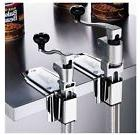 Manual Heavy Duty Kitchen Countertop Table Mounted Stainless