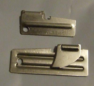 Military Original Issue P51 & P38 GI Can Opener US Shelby Co
