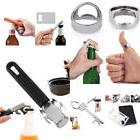 Multi-purpose Steel Unique Bottle Cap Opener Tool For Campin