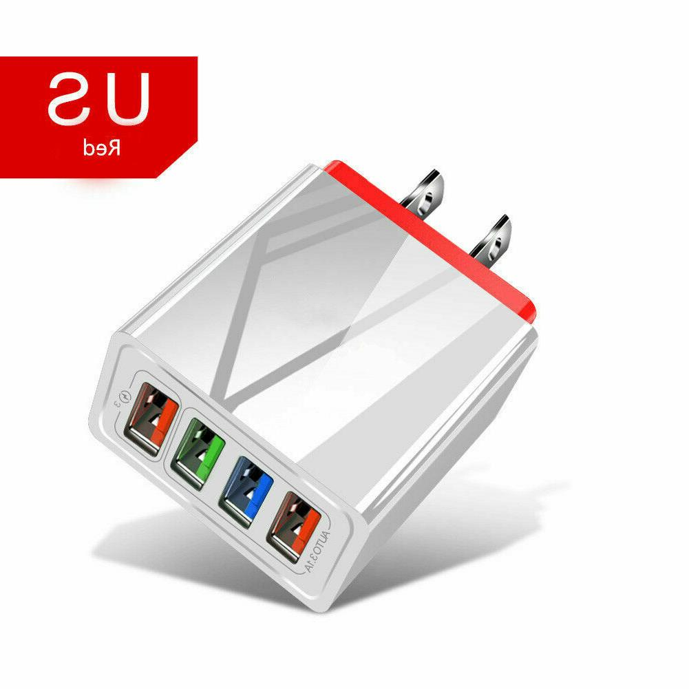 4 Quick Charge USB Power US
