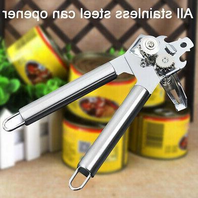 Jar Opener Stainless Steel Kitchen Tools Accessories Bottle