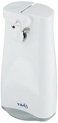 NEW Oster 3125 Electric Can Opener, 220 Volts ,White FREE2DA