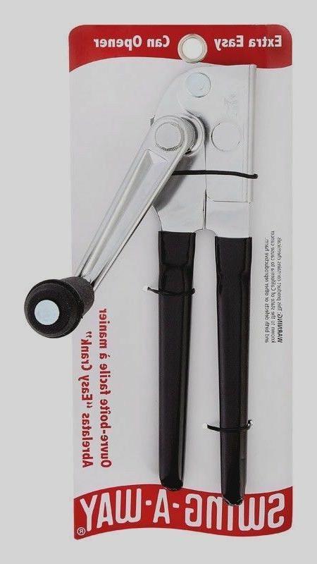 New Crank Opener Duty Grip Design