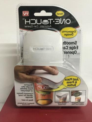 new sealed current stock automatic can opener