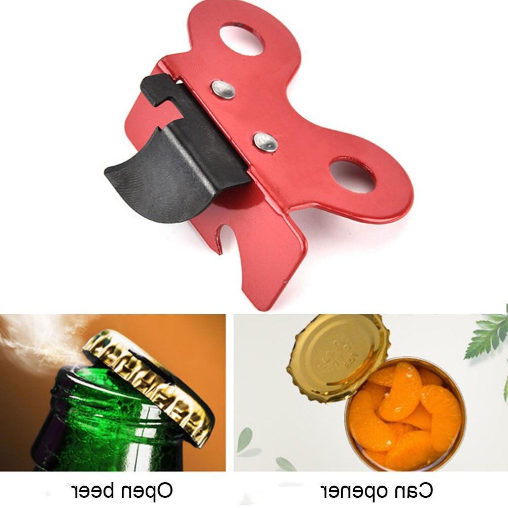 Non Slip Bottle Tool Gadgets <font><b>Can</b></font> <font><b>Opener</b></font> Corkscrew Practical Drinks