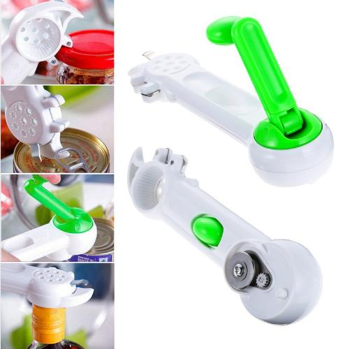 One Touch Can Opener Kitchen Cando on 7 in 1 Bottle Kitchen