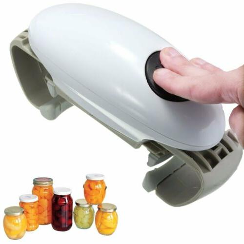 ELECTRIC - AS SEEN Home Helper Automatic Tin Bottle