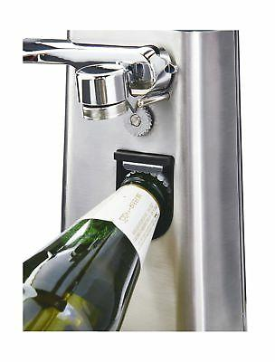 Oster FPSTCN1300 Electric Opener, Stainless