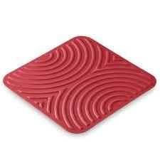 The Pampered Chef Hot Pad / Trivet - RED