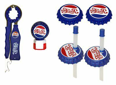 pepsi heritage logo beverage gadget