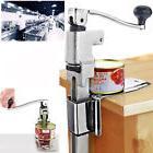 Practical  Heavy Duty Steel Can Opener Manual Kitchen Restau