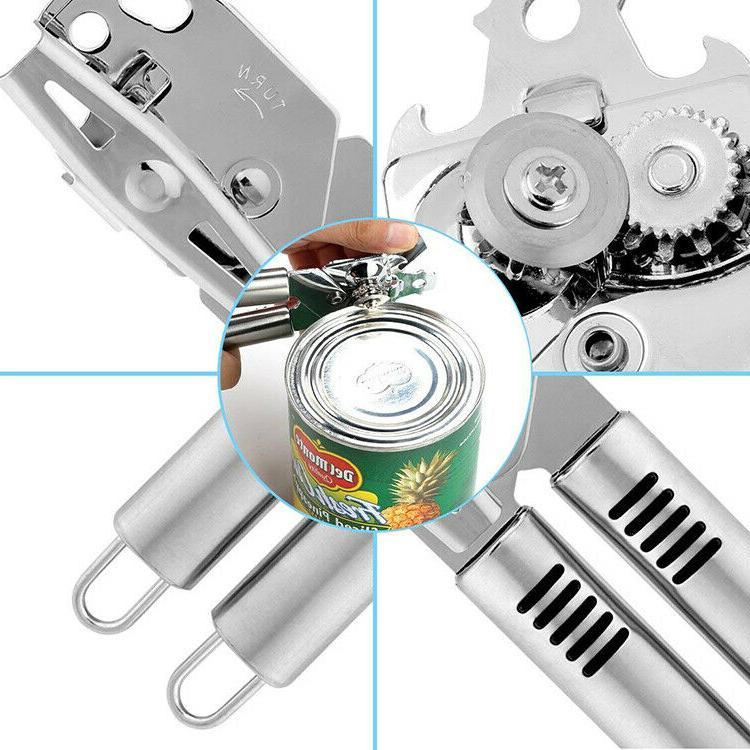 CAN OPENER Duty Jar Manual Kitchen Tool