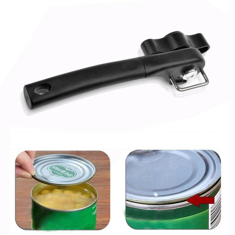 Professional Opener Tin Stainless Safety Cut US