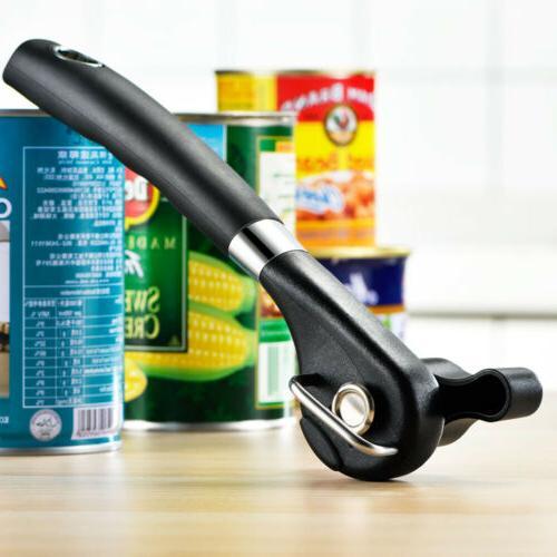 professional manual tin can opener safe cut