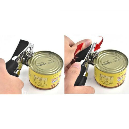 Multifunction Stainless Steel Can Edge Safe Cut Kitchen