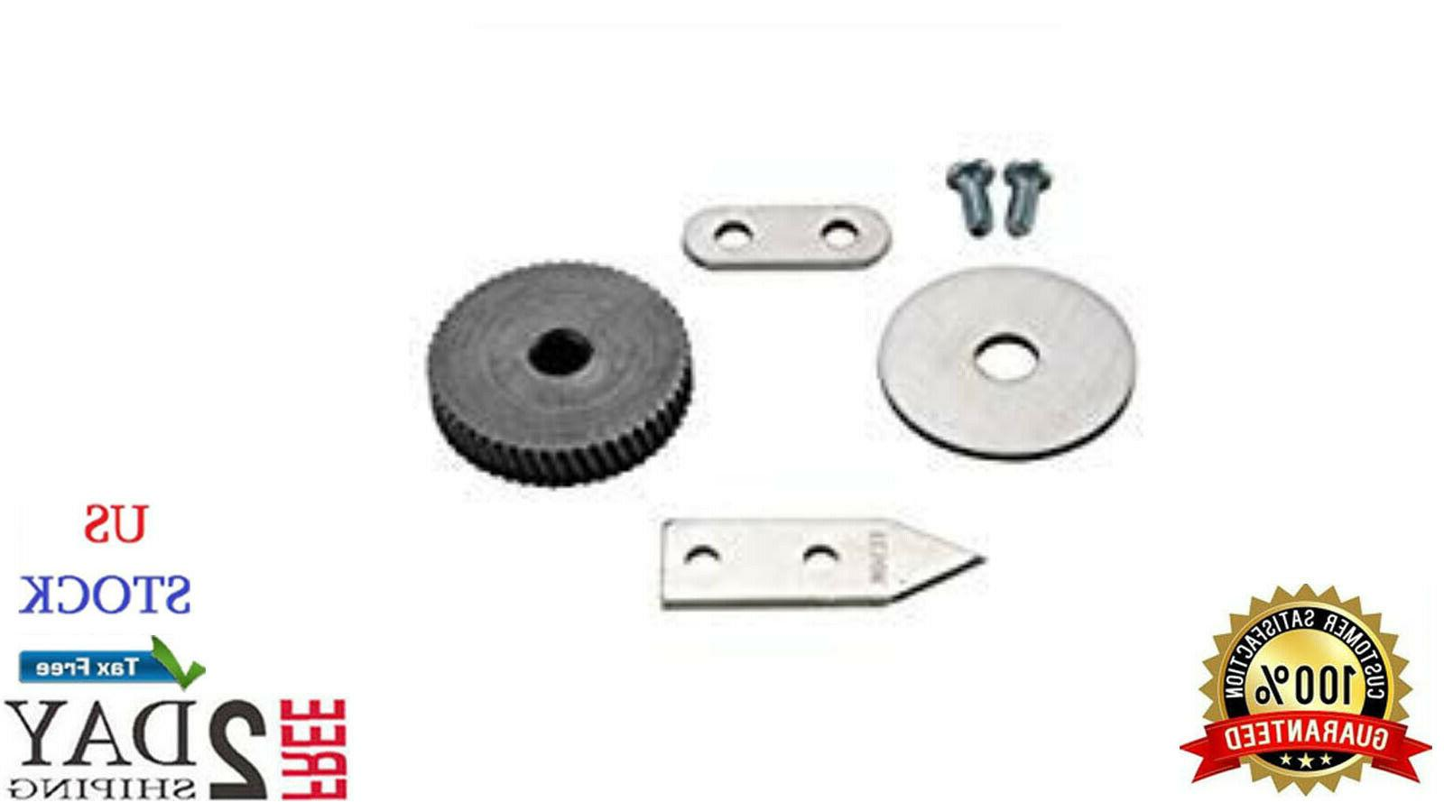 Replacement Parts - Knife/Blade  Gear Kit for Edlund #1 Comm