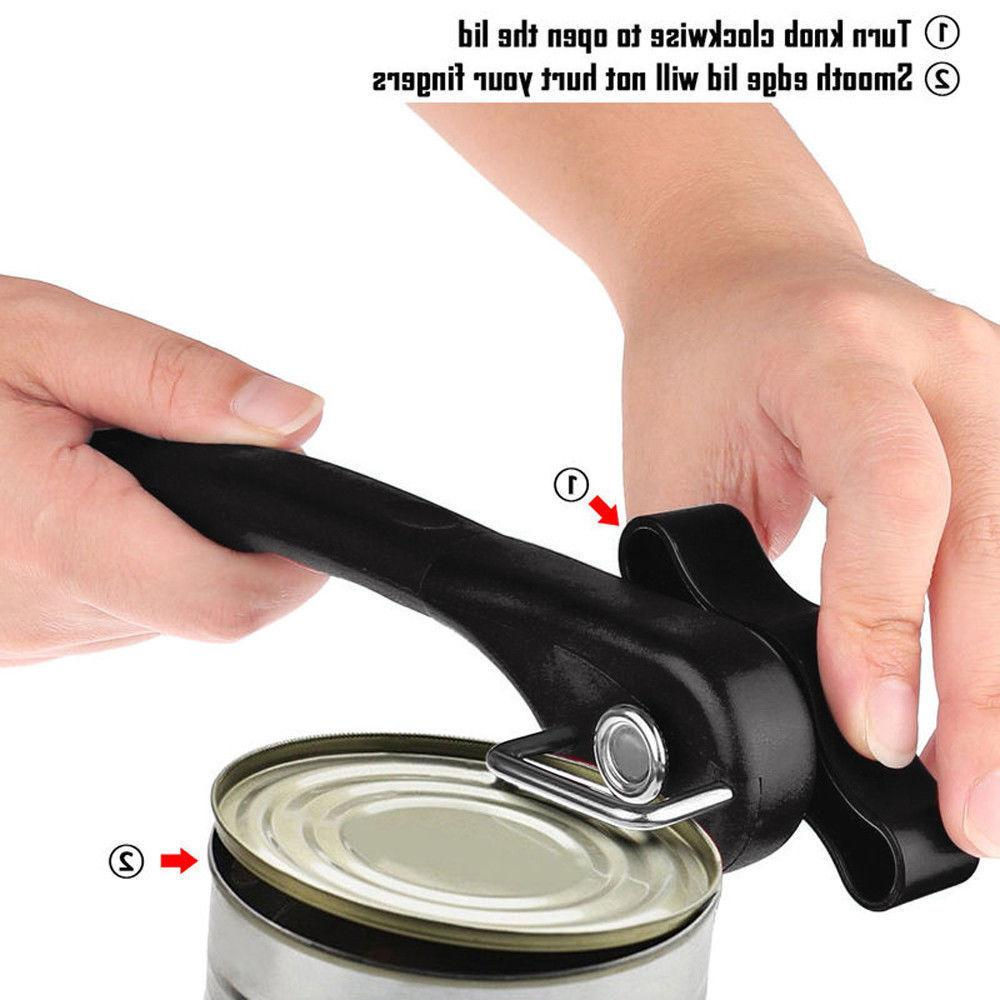 Perfect Open Can Opener Sharp Stainless Steel