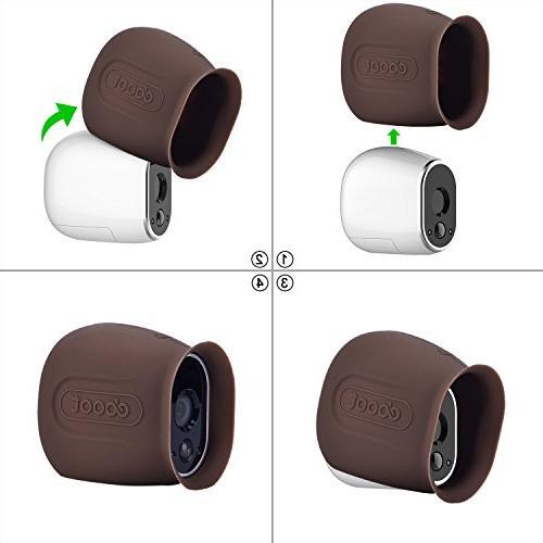 eBoot Skins for Arlo Cameras