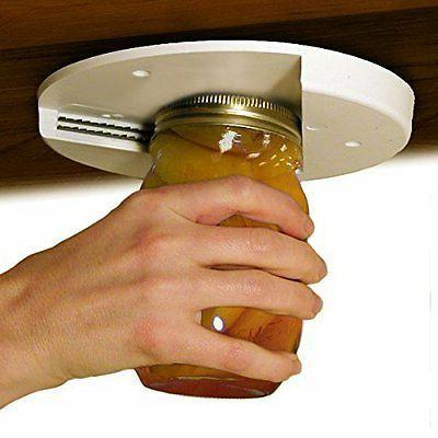 Single Jar Bottle Opener Kitchen Counter