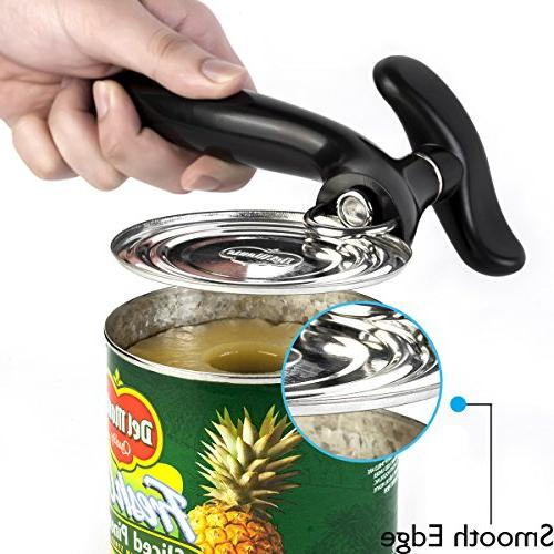 Gelindo Opener with Opener Free Side Opening Duty Steel - Great for Kitchen Camping/